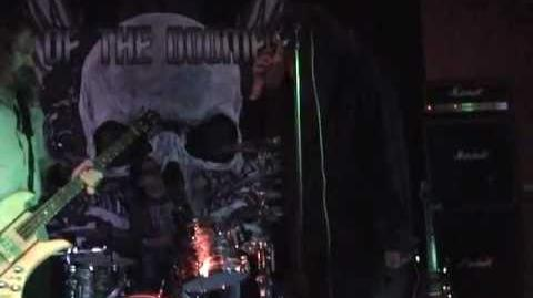 """Days Of The Doomed Fest - Trouble Jam - 6 18 11 """"Come Touch The Sky"""""""