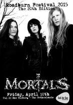 Roadburn 2015 - Mortals - Friday