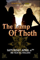 Roadburn 2010 - The Lamp of Thoth