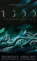 Roadburn 2014 - The Great Old Ones