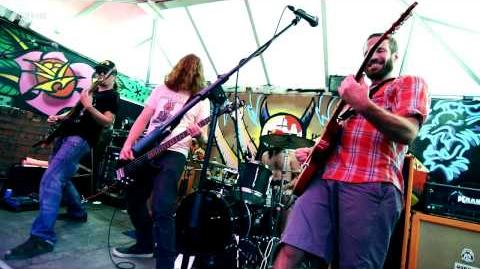 Ten Foot Wizard - Riff Fest, Alma Inn, Bolton UK 23-Aug-2014-0