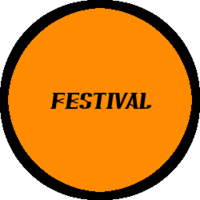 Festival Button