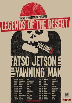 Legends of the Desert Volume II
