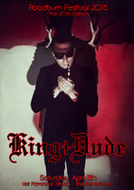 Roadburn 2015 - King Dude