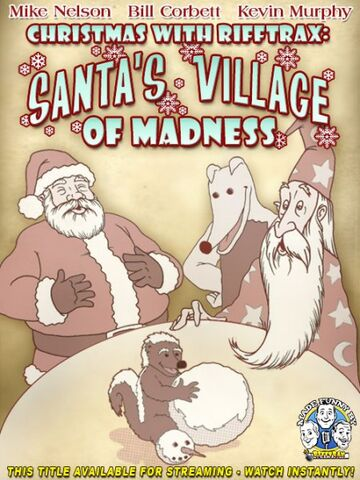 File:SantasVillageMadness poster.jpg