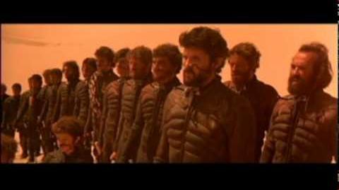 Ronin Fox Trax Dune Sample