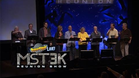 RiffTrax Live THE MST3K REUNION now available to download!