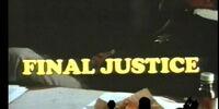 Final Justice (MST3K)