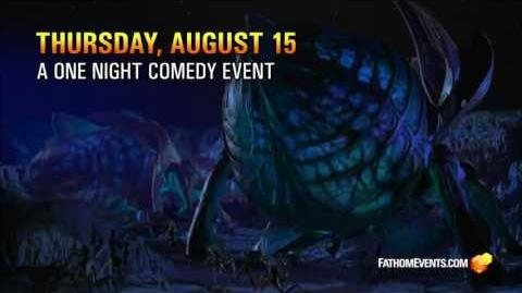 RiffTrax Live Starship Troopers theatrical trailer