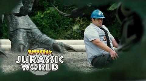 RiffTrax JURASSIC WORLD (Preview Clip)-1