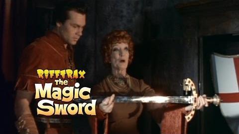 RiffTrax The Magic Sword (Preview)