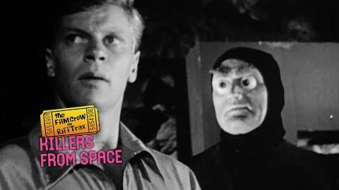 The Film Crew Killers from Space (RiffTrax Preview)