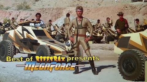 Best of Rifftrax Megaforce