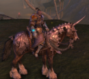 Swift Platinum Armored War Horse Bridle