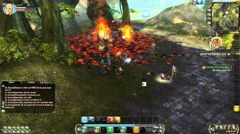 Fire Invasion in RIFT - Marksman PoV