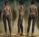 Footpad Legs Female