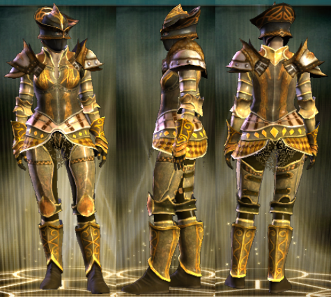 File:Gold Plate Set Female.png