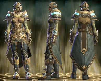 Asphodel's Set Female