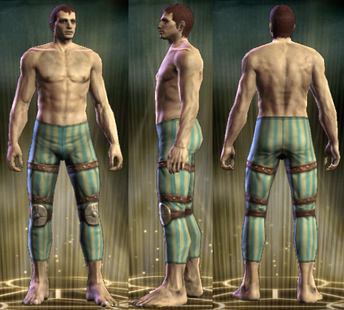 Ravager's Legs Male