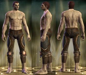 Duelist's Legs Male