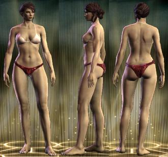 Studious Legs Female