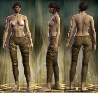 Brawlers Legs Female