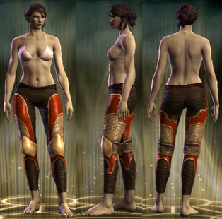 Soothsayer's Legs Female