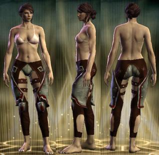 Brawler's Legs Female
