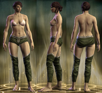 Prodigy's Legs Female