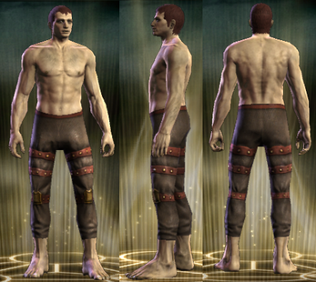 Viscount's Legs Male