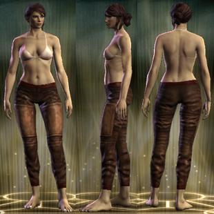 Bandit's Legs Female
