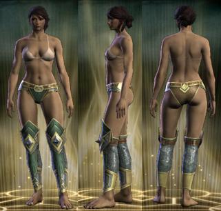 Rasmolov's Legs Female