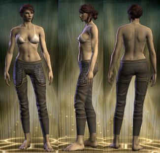 Mountaineer's Legs Female