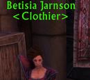 Betisia Jarnson