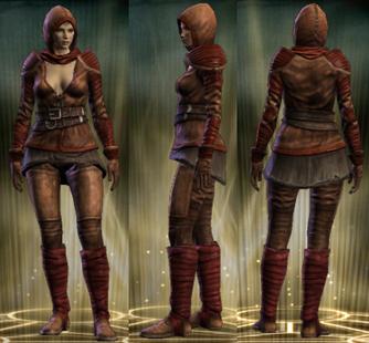 Bandit's Set Female