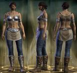 Squire Set Female