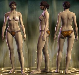 Physician's Legs Female