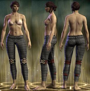 Philosopher's Legs Female