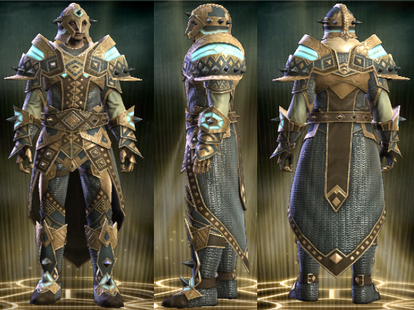 Asphodel's Set Male