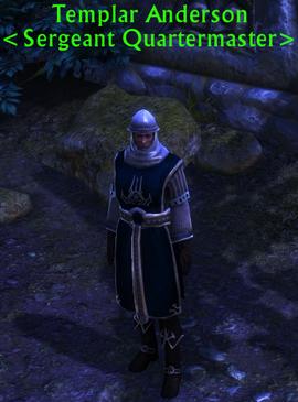 Guardian - Templar Anderson