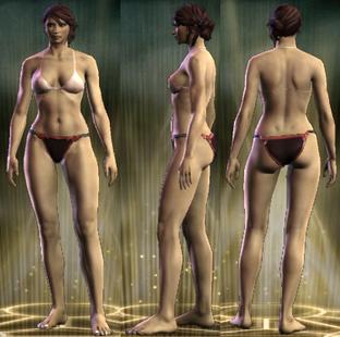 PvP R4 Cloth Legs Occultist Female