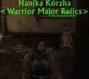 Hanika Korzha