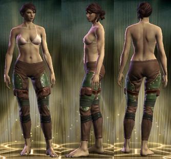 Renegade's Legs Female