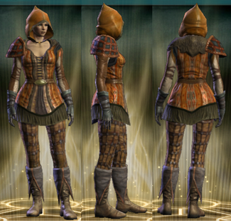Marauder's Set Female