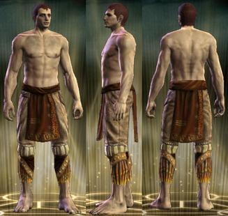 Mystic's Legs Male