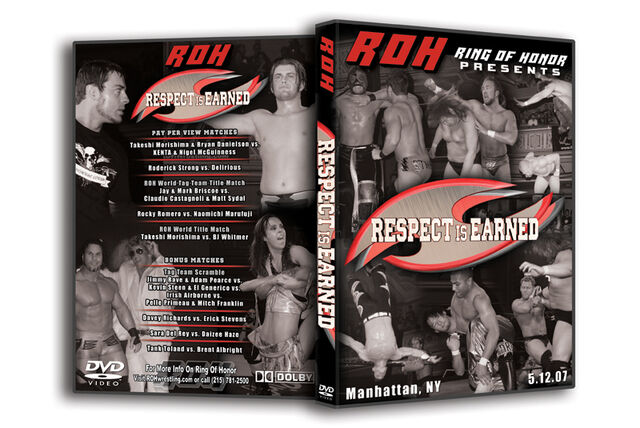 File:Respect is Earned dvd.jpg