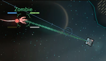 Grapple Tether System example