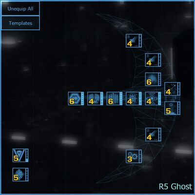 R5 Ghost blueprint updated