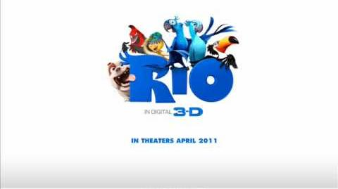 Rio Soundtrack- 05 Pretty Bird (Nigel's Song)