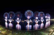 Copacabana Réveillon Fireworks1